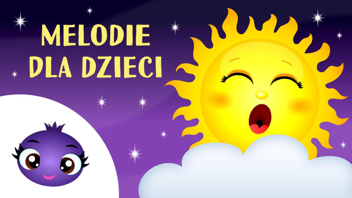 Delikatne melodie dla dzieci do snu
