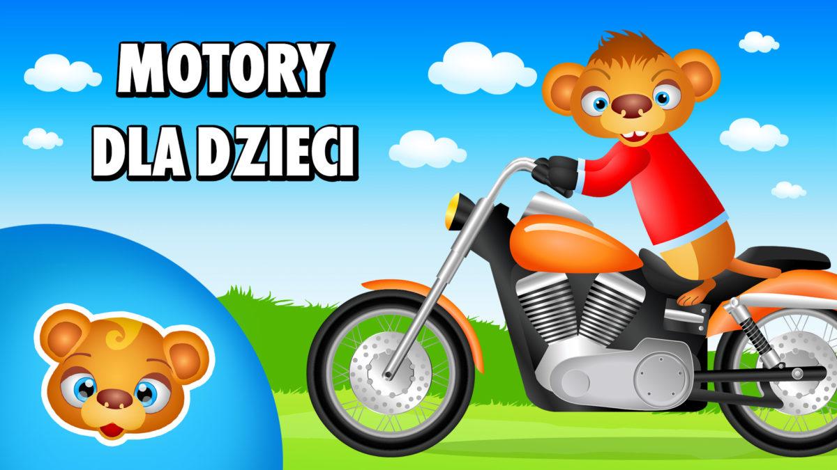 miniaturka_028_Motory dla dzieci - Bajki po polsu