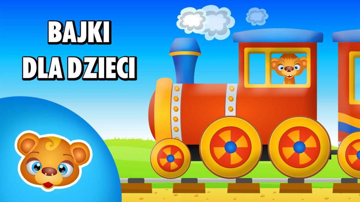 Bajki dla dzieci - podróż pociągiem