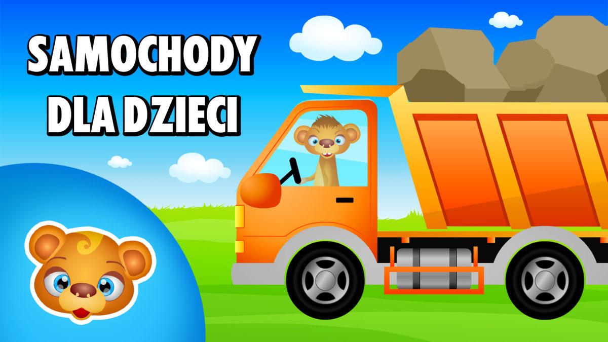 TTiU_Samochody dla dzieci - Bajeczka dla najmłodszych