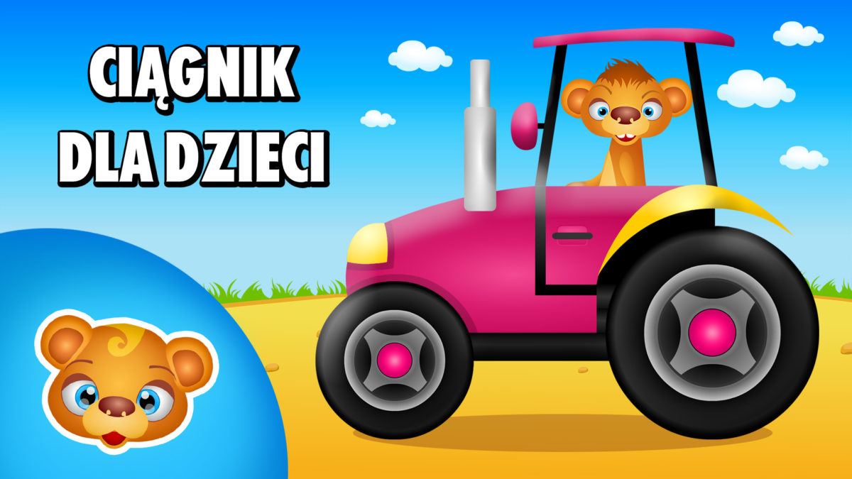 TTiU_Ciągnik dla dzieci
