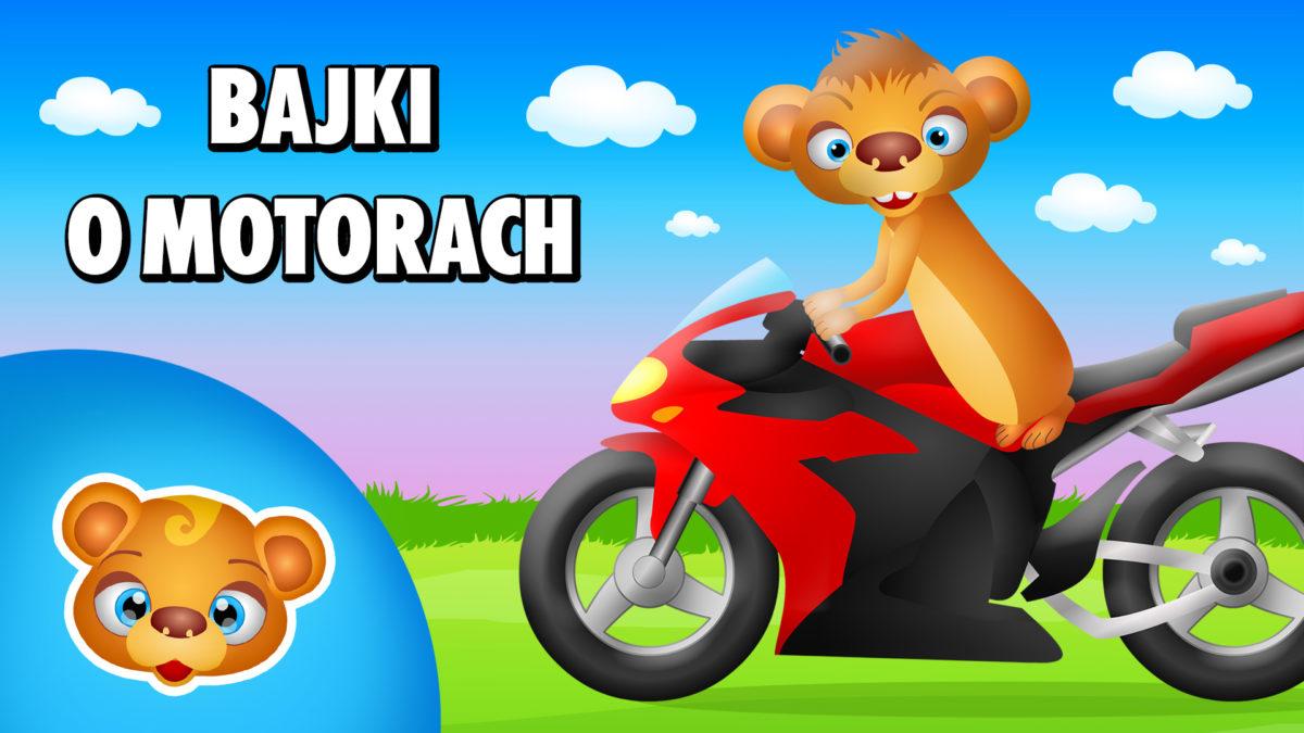 bajki_o_motorach_po_polsku