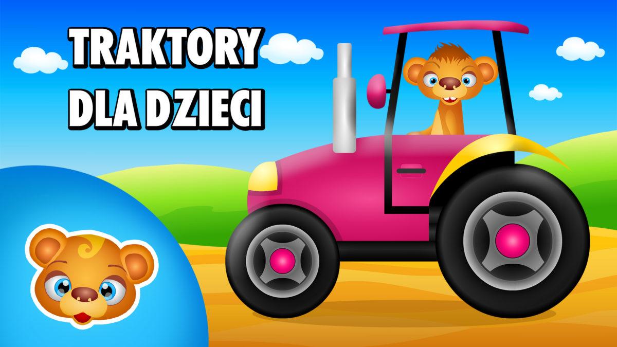 traktory_po_polsku_dla_najmłodszych_dzieci
