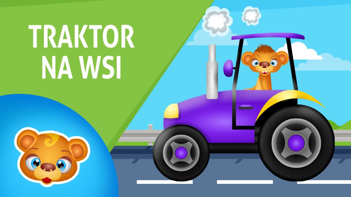 traktorek_na_wsi